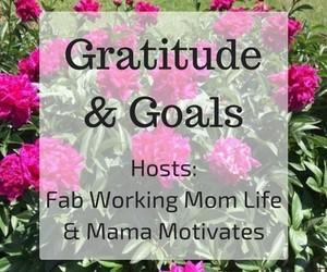 Gratitude & Goals [a link-up]